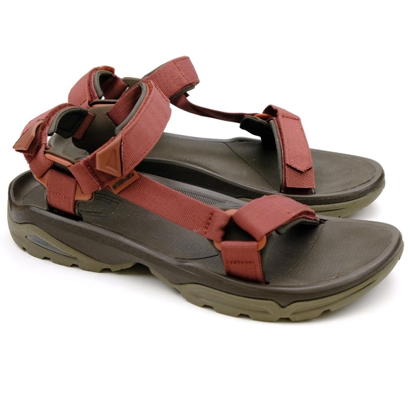23bf59a24 Teva Terra Fi 4 Redwood Original Universal Sandals